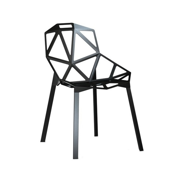 CHAIR ONE BLACK